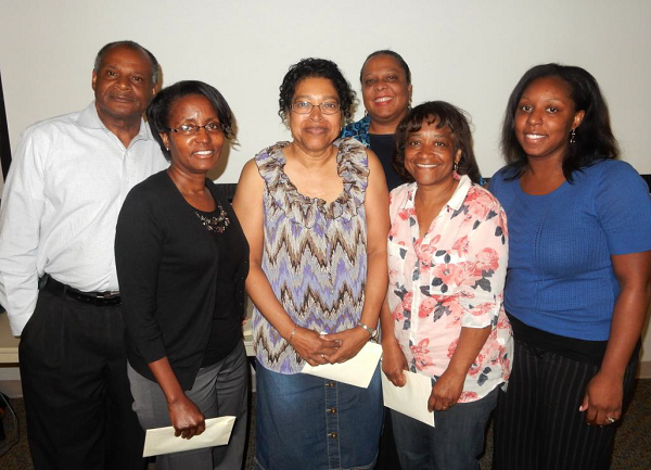 Calvert County Minority Business Alliance 2015-2017 Board and Officers