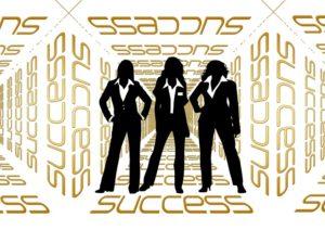 Executive Women - image from Pixabay.com