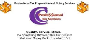 Christine Coates Professional Tax Services