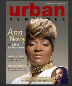 Urban Sentinel (July 2020 Edition)