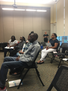 Home Buyers Seminar at Prince Frederick Library 9/25/18 - organized by Chris Banks - EXIT Landmark Realty