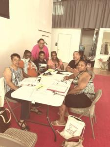 CCMBA Bd Officers 2018 Plan Meeting